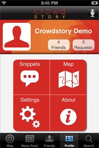 crowdstory main