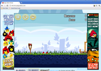 Angry Birds - HTML5
