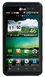 LG Thrill AT&T ANdroid 3D