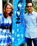 Sara Rodell and Jeffrey Schwartz