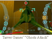 tarver games ghosts attack