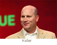 Greg Haller, Verizon Wireless' newly-minted vice president of consumer solutions