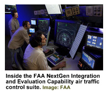Inside the FAA NextGen Integration and Evaluation Capability air traffic control suite