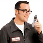 Verizon Wireless Test man