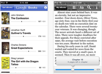 Google Books for iPhone