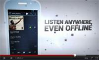 google music - video