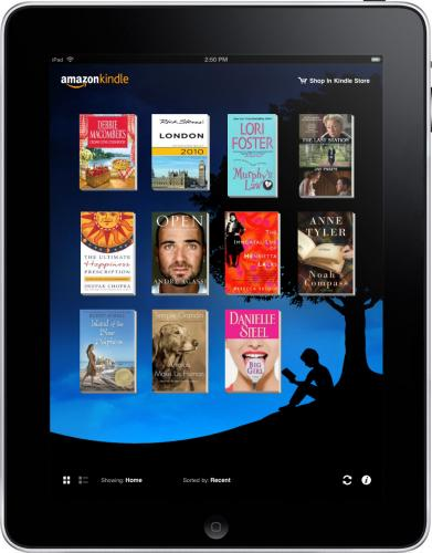 kindle - ipad