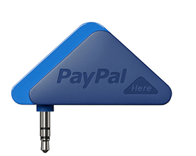 paypal here dongle