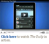 Click here to watch The Daily in action.