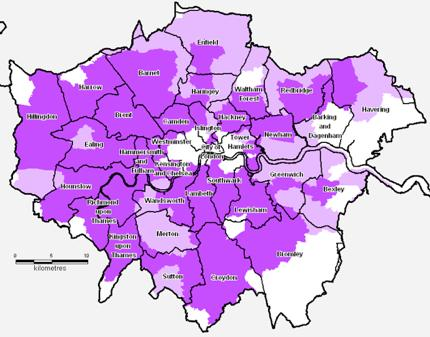 BT's planned London rollout