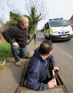 BT cable theft