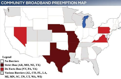 Muni broadband restriction