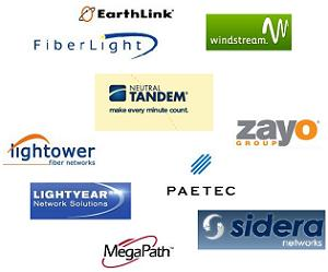 Competitive business telecom leaders
