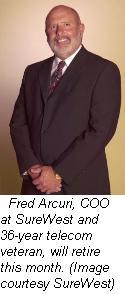 Fred Arcuri, SureWest