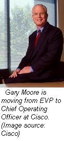 Gary Moore, Cisco