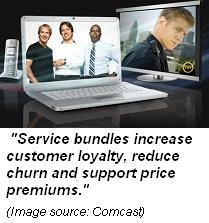Tier 2 service provider bundles