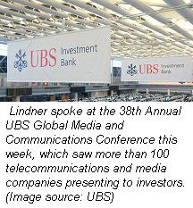 UBS conference