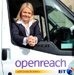 Olivia Garfield, BT Openreach