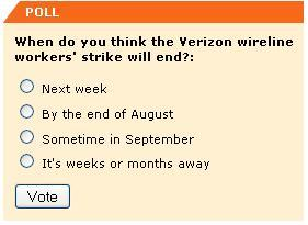 FierceTelecom Poll