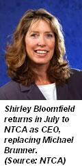 Shirley Bloomfield, NTCA