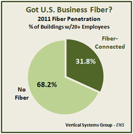 Vertical Systems Group business fiber