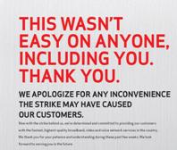 Verizon apology