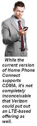 Verizon Home Phone Connect