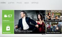 Xbox live on demand video