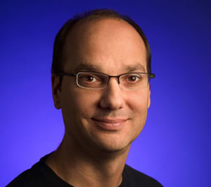 Andy Rubin, vice president of engineering and director of mobile platforms, Google – rising stars in wireless