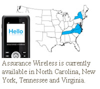 virgin mobile assurance wireless program