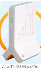 ATT's 3G Microcell femtocell