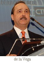 Ralph de la Vega, president and CEO of AT&T Mobility and Consumer Markets.
