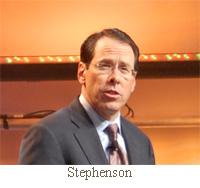 AT&T (NYSE:T) CEO Randall Stephenson