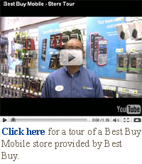 Click here for a tour of a Best Buy Mobile store provided by Best Buy.