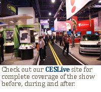 ceslive complete consumer electronics show news coverage