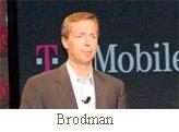 T-mobile CTO cole brodman