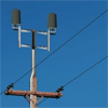 small cells pole antennas