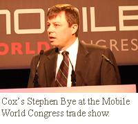 Cox Stephen Bye
