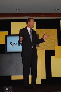 Dan Hesse sprint LTE