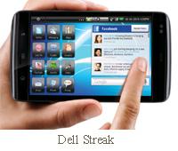 Dell Streak AT&T