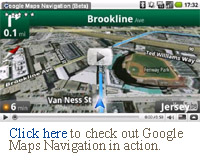 Google maps for navigation mobile android