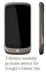 Google's Nexus One heading for Verizon