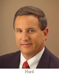 Hewlett Packard Mark Hurd sex scandal