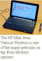 hp mini verizon wireless