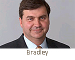 Todd Bradley, executive vice president of HP's Personal Systems Group,