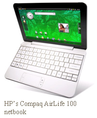 Hp Compaq AirLife 100 Android
