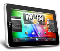 HTC Flyer tablet android