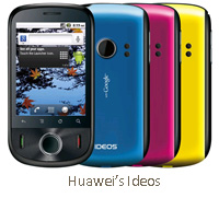 Huawei's Ideos