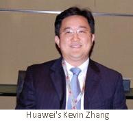 Huawei's Kevin Zhang