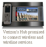 Verizon Wireless hub